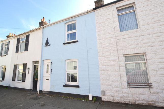 Thumbnail Cottage for sale in Stanley Road, Poole