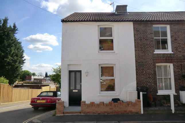 Thumbnail End terrace house to rent in Bedford Road, St Albans