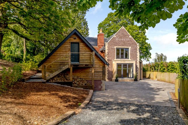 Thumbnail Detached house for sale in Fields Park Road, Newport, Gwent