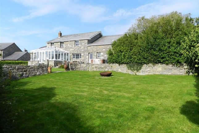 Thumbnail Detached house for sale in Halsetown, St. Ives