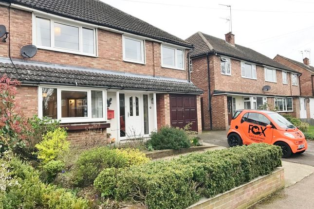 Thumbnail Semi-detached house to rent in Cannons Close, Bishop's Stortford