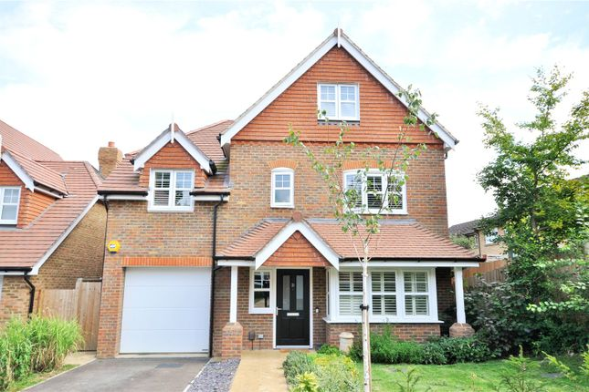 Thumbnail Detached house for sale in Ifield, Crawley