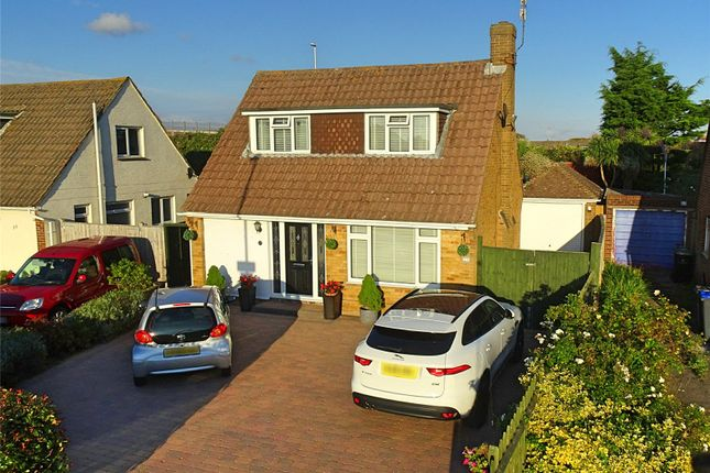 Thumbnail Detached house for sale in Ashwood Close, Worthing