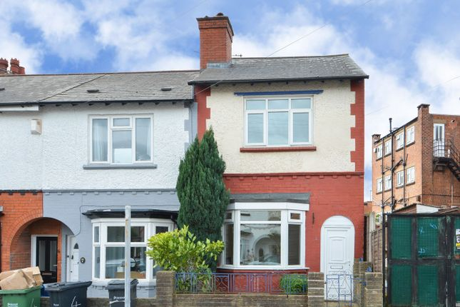 Thumbnail End terrace house for sale in Merrivale Road, Bearwood