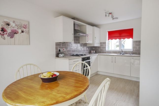 Kitchen Diner of Sea King Close, Bickington, Barnstaple EX31
