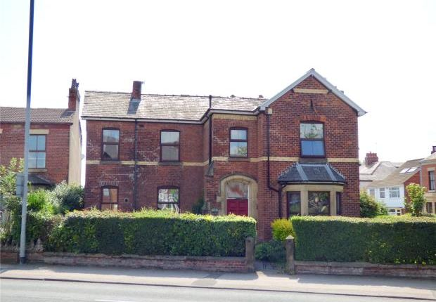 Thumbnail Detached house for sale in Blackpool Road, Ashton-On-Ribble, Preston