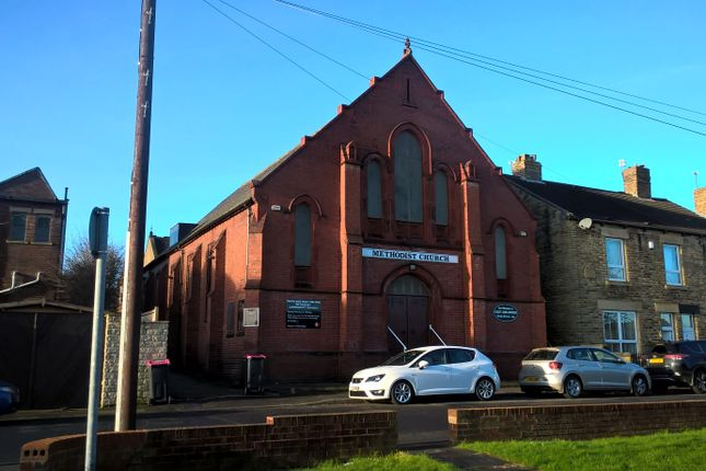 Thumbnail Industrial for sale in Former Methodist Church And Premises, Princess Street, West Melton, Nr Rotherham