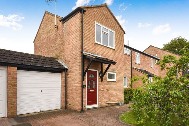 Thumbnail End terrace house for sale in Barkis Close, Chelmsford