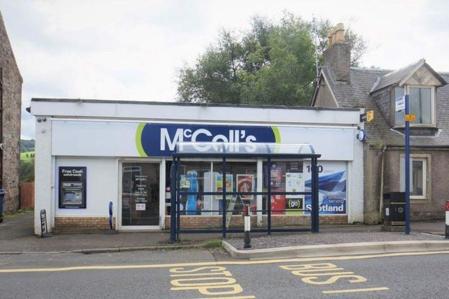 Retail premises for sale in Darvel, Ayrshire