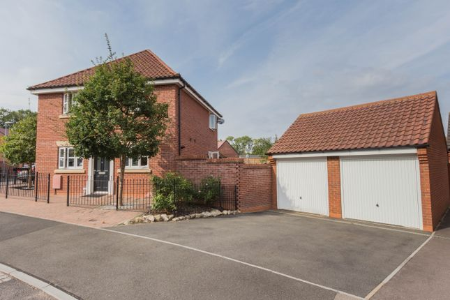 Thumbnail Detached house for sale in Harrington Road, Irthlingborough, Wellingborough