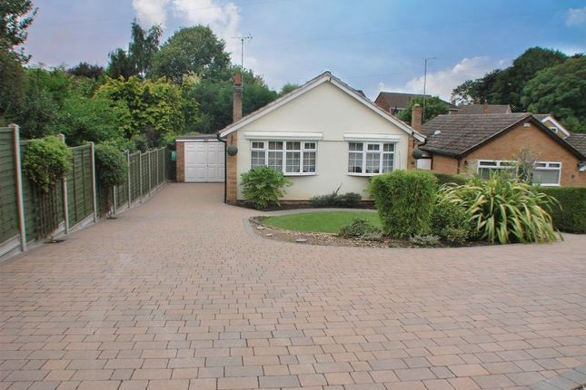 Thumbnail Detached bungalow for sale in Valley Road, Radcliffe-On-Trent, Nottingham