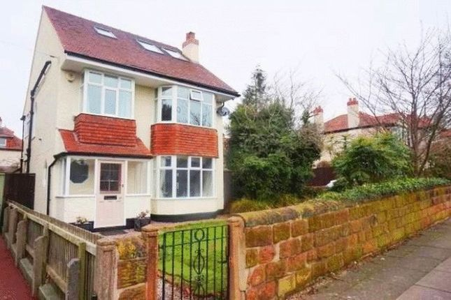 Thumbnail Detached house for sale in St Annes Road, Aigburth, Liverpool