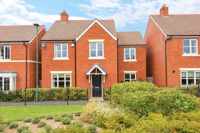 Thumbnail Detached house for sale in Maple Court, Shrewsbury