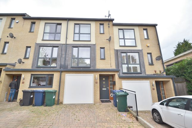 Thumbnail Terraced house to rent in 19, Snowberry Close