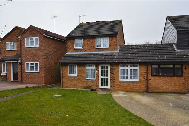 Thumbnail Link-detached house to rent in Boxfield Green, Stevenage