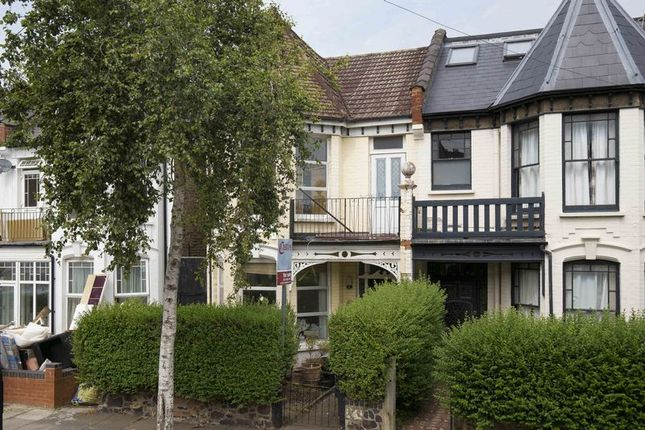 Thumbnail Terraced house for sale in Sylvan Avenue, Wood Green