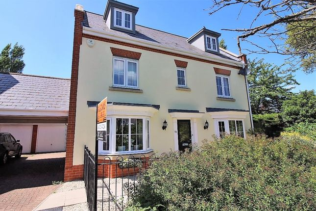 Thumbnail Detached house for sale in Peake Avenue, Kirby Cross, Frinton On Sea