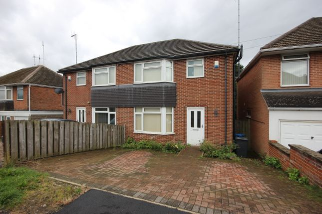 Thumbnail Semi-detached house to rent in Arnold Avenue, Charnock, Sheffield, South Yorkshire