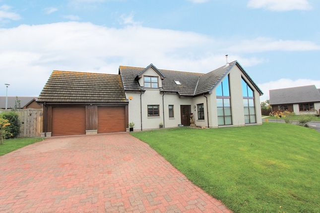 Thumbnail Property for sale in 16 Redcastle View, Kirkhill, Inverness