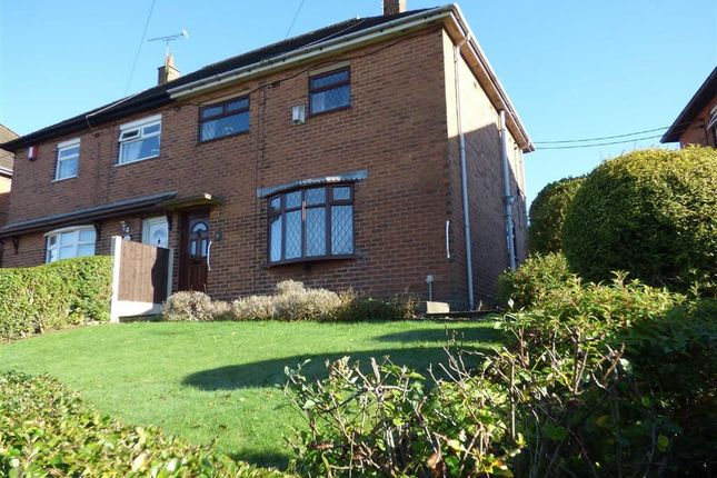Thumbnail Semi-detached house for sale in Latimer Way, Bentilee, Stoke-On-Trent