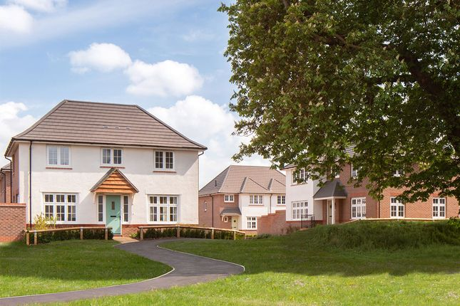 """Thumbnail Detached house for sale in """"Amberley"""" at Begbrook Park, Frenchay, Bristol"""