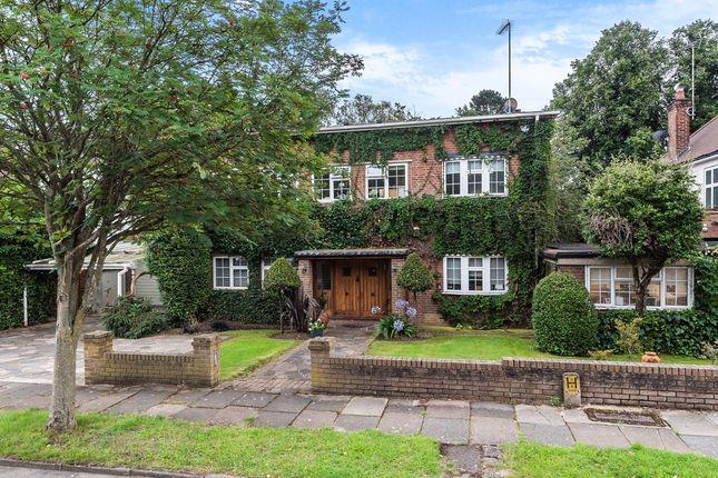 Thumbnail Detached house for sale in Chestnut Avenue, Edgware