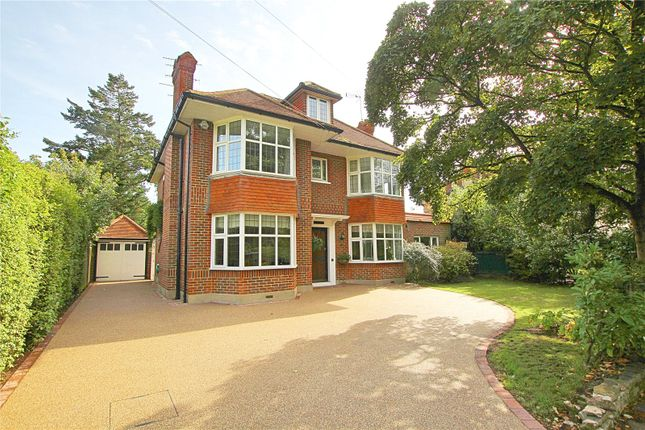 Thumbnail Detached house for sale in Second Avenue, Worthing, West Sussex