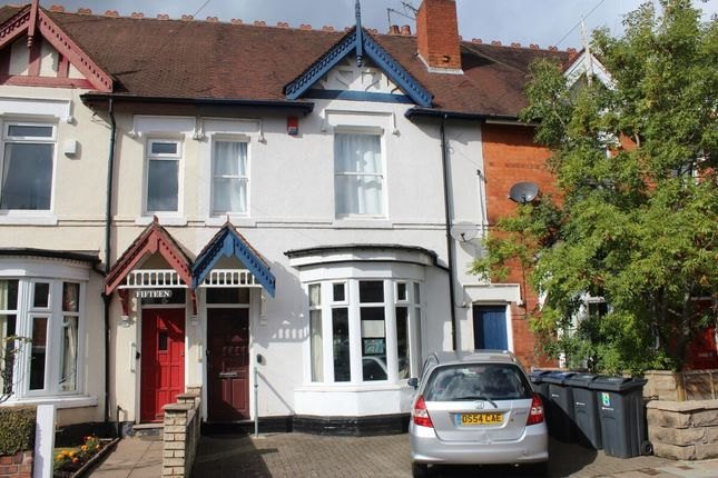 Thumbnail Terraced house for sale in Henry Road, Birmingham