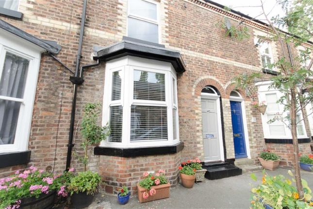 Thumbnail Terraced house to rent in Rushton Street, Didsbury, Manchester, Greater Manchester