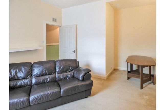 Lounge of Nile Street, Kirkcaldy KY2