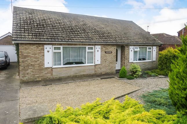 Thumbnail Bungalow for sale in North Road, Hemsby, Great Yarmouth