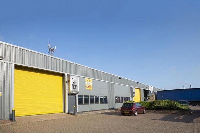 Thumbnail Light industrial to let in Unit 23 Grosvenor Grange, Woolston, Warrington, Cheshire