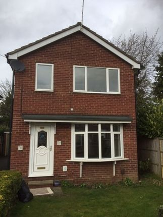 Thumbnail Detached house to rent in Farndale Road, Knaresborough