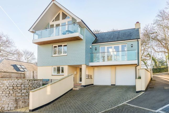Thumbnail Detached house for sale in Stewart Court, Falmouth