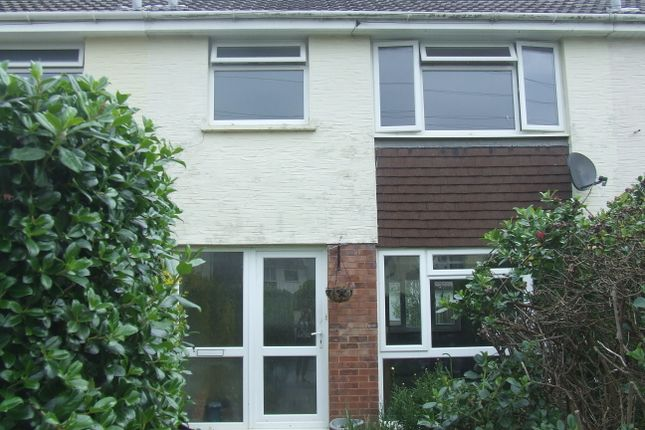 Thumbnail Terraced house to rent in Bickington Lodge Estate, Bickington, Barnstaple