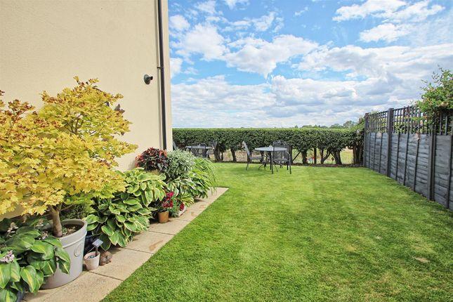 Garden of Hempstalls Close, Hunsdon, Ware SG12
