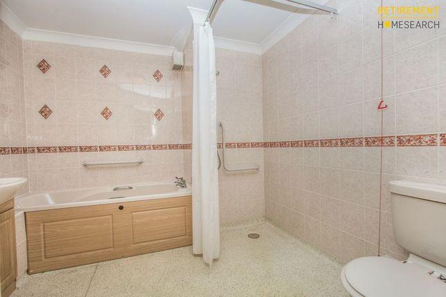 Bathroom of Highview Court, Highcliffe BH23