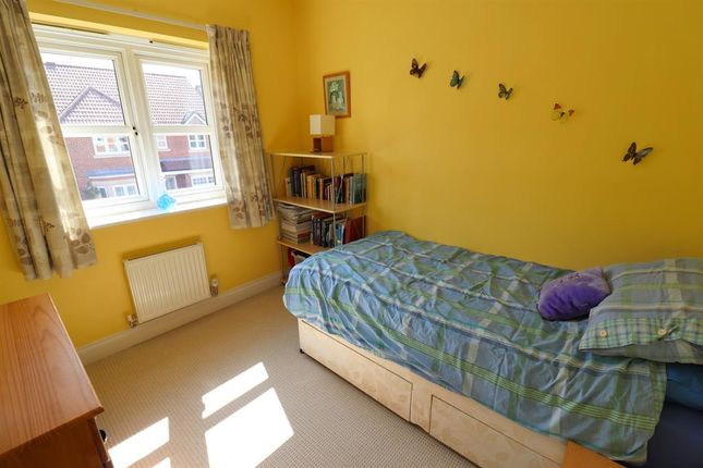Bedroom Three of St. Phillips Close, Auckland Park, Bishop Auckland DL14