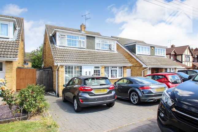 Thumbnail Detached house for sale in Friern Gardens, Wickford