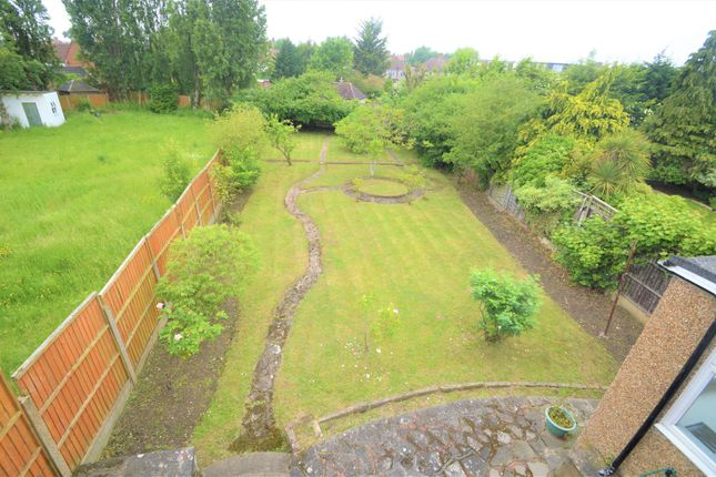 Garden of Chalgrove Crescent, Clayhall, Ilford IG5