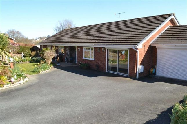 Thumbnail Bungalow for sale in 10, Millfields, Milford, Newtown, Powys