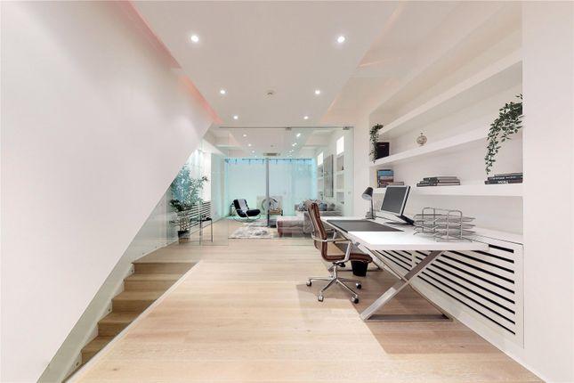 Reception Room of Cowper Street, London EC2A