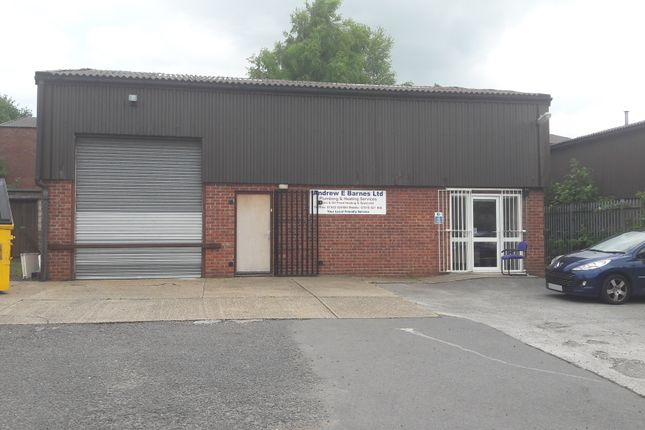 Thumbnail Industrial to let in Farrier Road, Lincoln