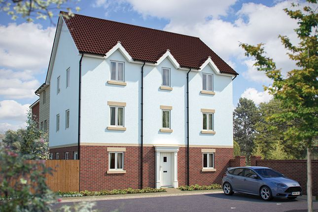 """Thumbnail Property for sale in """"The Farington"""" at Poethlyn Drive, Costessey, Norwich"""