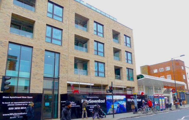 Thumbnail Flat for sale in Fifty Seven East, Kingsland High Street, Hackney