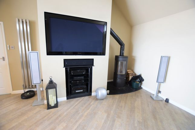 Living Room of Coast Road, Pevensey Bay BN24