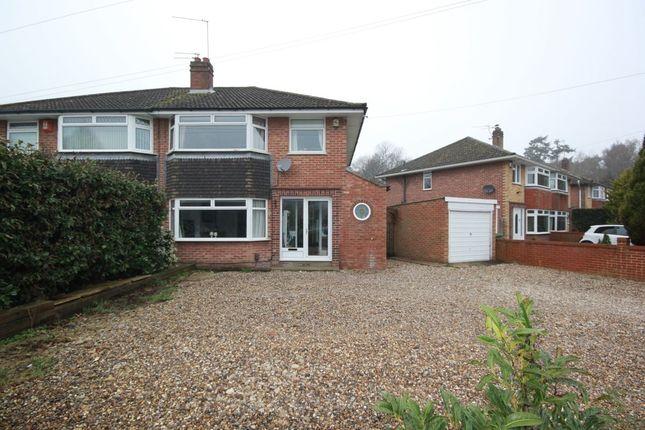 Thumbnail Semi-detached house for sale in Blue Boar Lane, Sprowston, Norwich