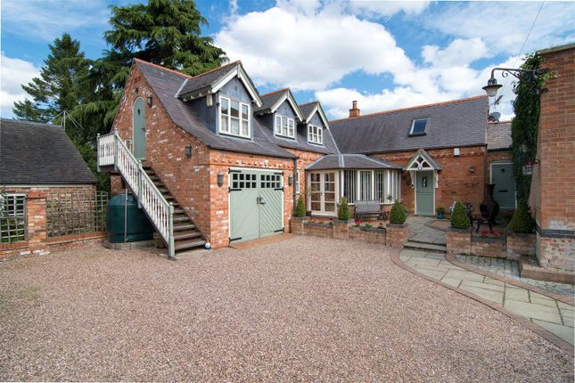 Thumbnail Detached house for sale in Back Lane, Market Bosworth, Nuneaton