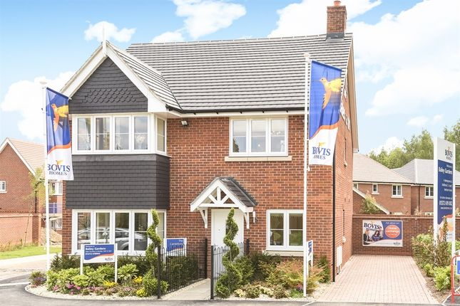 Thumbnail Detached house for sale in Bailey Gardens, Epsom
