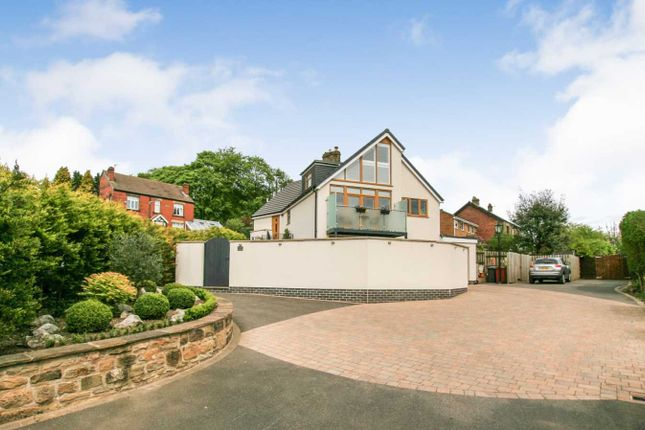 Thumbnail Detached house for sale in Green Lane, Dronfield, Derbyshire